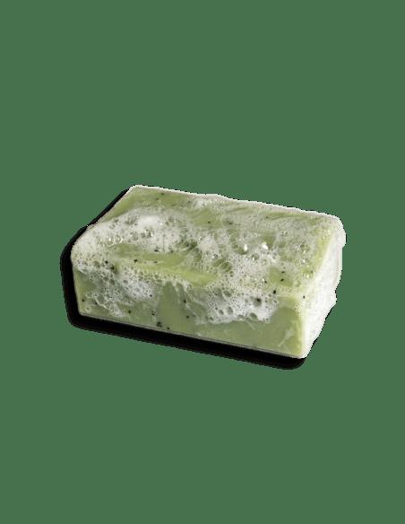 """CLEMENCE ET VIVIEN - Savon bio équilibrant, purifiant et exfoliant """"le Gecko"""" 3,90€ -15%"""