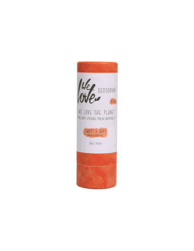 Déodorant stick Sweet and soft - Vegan - 48 g 12,90€ -15%