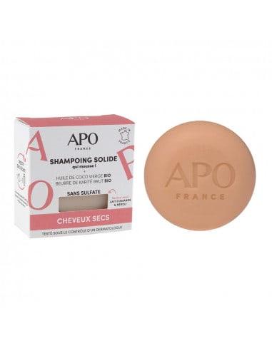 APO - Shampoing solide cheveux secs 8,00€ -15%