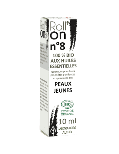 Roll-on Peau jeune - 10 ml 7,90€ -15%