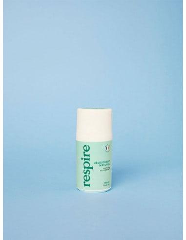 Déodorant naturel - Thé Vert - Respire 9,90€ -15%