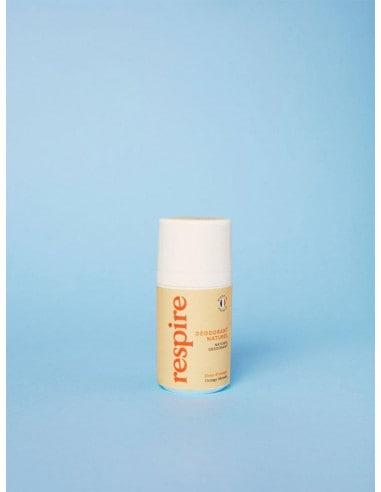 Déodorant naturel - Fleur d'Oranger - Respire 9,90€ -15%