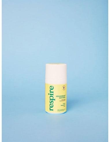 Déodorant naturel - Citron Bergamote - Respire 9,90€ -15%