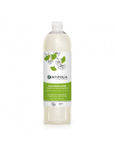 Eau micellaire hydratante - 500 ml 6,20€ -15%