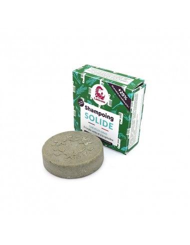 Shampoing solide cheveux gras - Spiruline & argile verte - Sans huile essentielle 9,90€ -15%