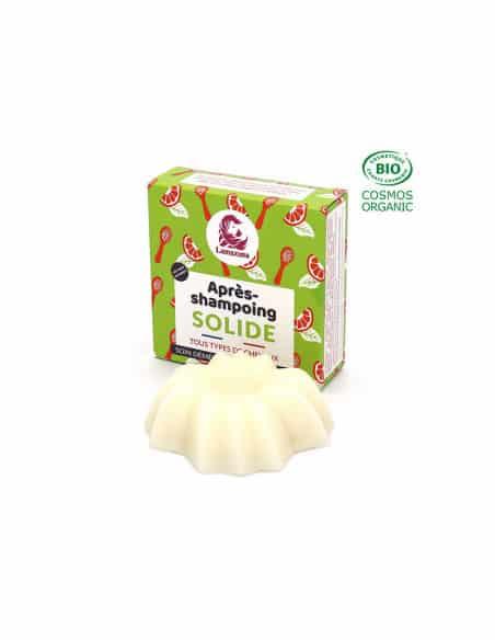 Après shampoing solide Démêlant et nourrissant - Lamazuna 12,50€ -15%