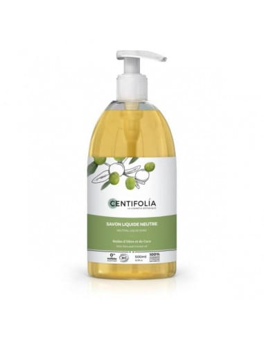 Savon liquide neutre Bio - 500 ml 8,95€ -15%