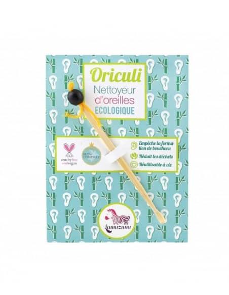 Oriculi : Cure oreille écologique 4,50€ -15%