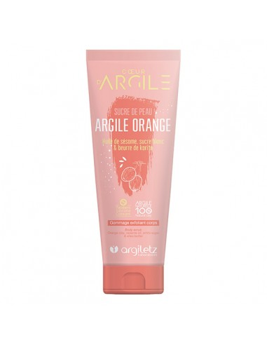 Nectar exfoliant pour le corps à l'argile orange 9,80€ -15%