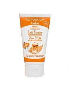 Crème solaire Bio - bébé...