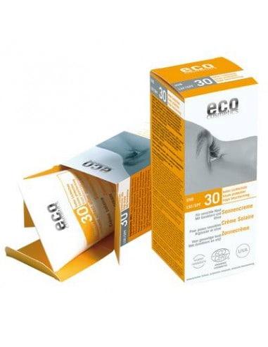 Crème solaire Bio - SPF 30 - adultes...