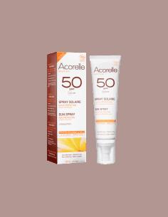 Crème solaire Bio SPF 50 -...