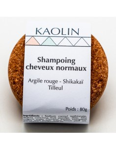 KAOLIN - Shampoing solide...