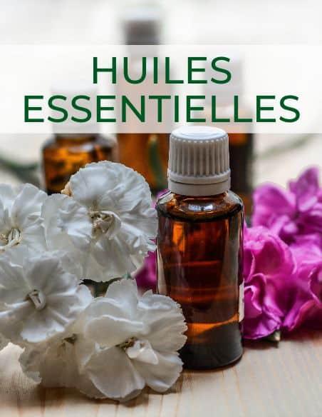 Aromathérapie - Huiles essentielles
